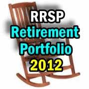 RRSP Retirement Portfolio 2012