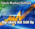 Stock Market Outlook for Wed Oct 17 2018 - Dip Likely But Still Up