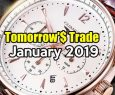 Tomorrow's Trade Portfolio Ideas for Jan 17 2019