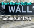 Stock Market Outlook for Fri Feb 22 2019 - Weakness and Lower Close
