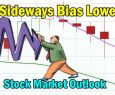 Stock Market Outlook for Wed Mar 6 2019 - Sideways Bias Lower