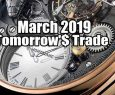 Tomorrow's Trade Portfolio Ideas for Mon Mar 25 2019