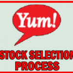 Yum Brands Stock Selection Process